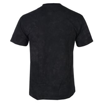 tričko pánské JANIS JOPLIN - CHARLOTTE '69 BLACKLIGHT - LIQUID BLUE - 11983