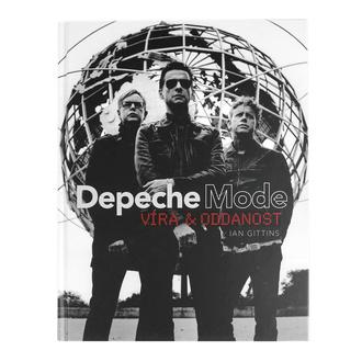 kniha Depeche Mode - Ian Gittins, NNM, Depeche Mode