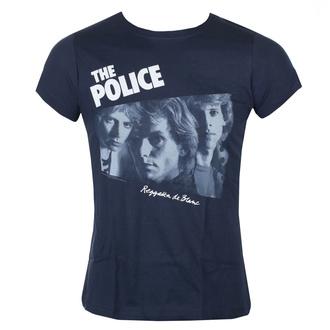 tričko dámské The Police - REGATTA DE BLANC - LIQUID BLUE, LIQUID BLUE, Police