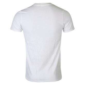 tričko pánské LIGHT FANTASY - Eat Me - White - LIQUID BLUE - 21112