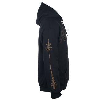 mikina pánská Behemoth - Crucifix - Black - KINGS ROAD, KINGS ROAD, Behemoth