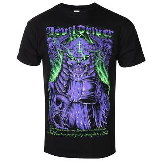 tričko pánské DEVILDRIVER - JUDGE NEON - PLASTIC HEAD, PLASTIC HEAD, Devildriver