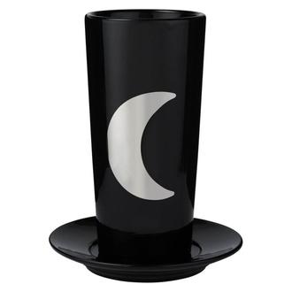 hrnek KILLSTAR - Luna Tumbler & Plate - BLACK - KSRA001581