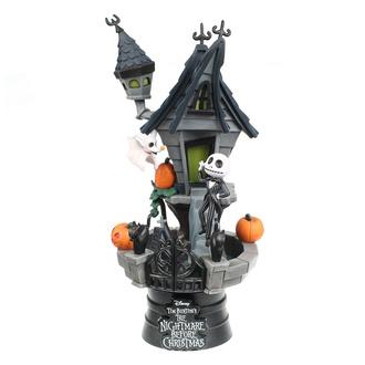 figurka Nightmare Before Christmas - Jack's Haunted House, NNM, Nightmare Before Christmas