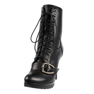 boty dámské STEADY´S - Black, STEADY´S