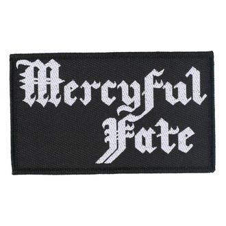 nášivka Mercyful Fate - Logo - RAZAMATAZ, RAZAMATAZ, Mercyful Fate