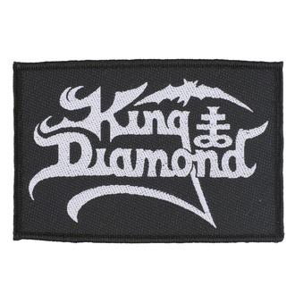 nášivka King Diamond - Logo - RAZAMATAZ - SPR3058