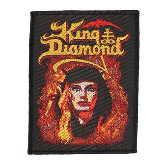 nášivka King Diamond - Fatal Portrait - RAZAMATAZ, RAZAMATAZ, King Diamond