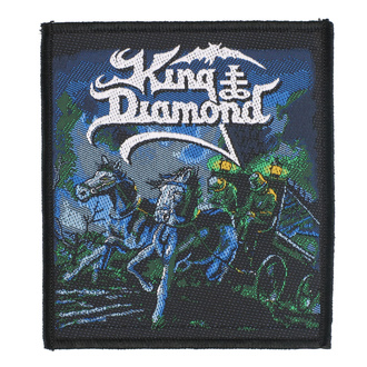 nášivka King Diamond - Abigail - RAZAMATAZ, RAZAMATAZ, King Diamond