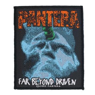nášivka Pantera - Far Beyond Driven - RAZAMATAZ, RAZAMATAZ, Pantera