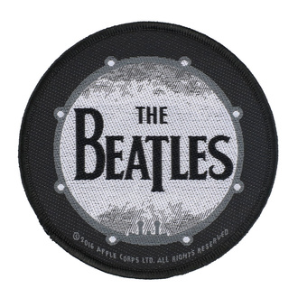 nášivka The Beatles - Drumskin - RAZAMATAZ, RAZAMATAZ, Beatles