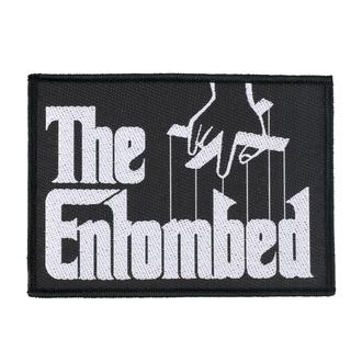 nášivka Entombed - Godfather Logo - RAZAMATAZ, RAZAMATAZ, Entombed