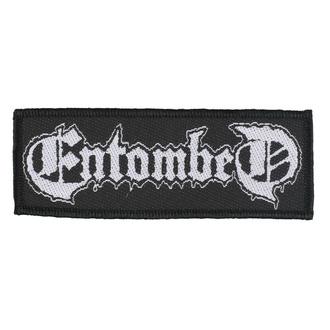 nášivka Entombed - Logo - RAZAMATAZ, RAZAMATAZ, Entombed