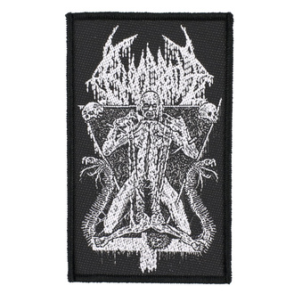 nášivka Bloodbath - Morbid Antichrist - RAZAMATAZ, RAZAMATAZ, Bloodbath