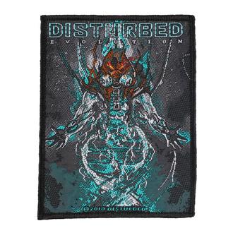 nášivka Disturbed - Evolution Hooded - RAZAMATAZ, RAZAMATAZ, Disturbed