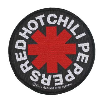 nášivka Red Hot Chili Peppers - Asterisk - RAZAMATAZ, RAZAMATAZ, Red Hot Chili Peppers
