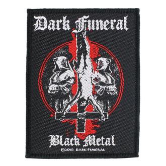 nášivka Dark Funeral - Black Metal - RAZAMATAZ, RAZAMATAZ, Dark Funeral
