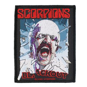 nášivka Scorpions - Blackout - RAZAMATAZ, RAZAMATAZ, Scorpions