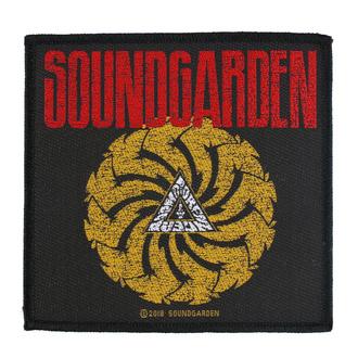 nášivka Soundgarden - Badmotorfinger - RAZAMATAZ, RAZAMATAZ, Soundgarden
