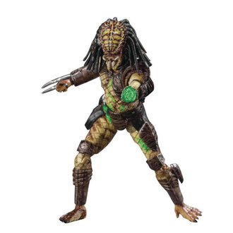 figurka Predator - Damaged City Hunter Previews Exclusive, NNM, Predator