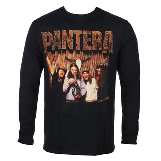 tričko pánské s dlouhým rukávem Pantera - BONG GROUP - BRAVADO, BRAVADO, Pantera