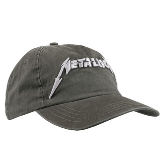 kšiltovka Metallica – Glitch - Logo, NNM, Metallica