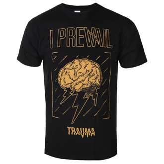 tričko pánské I Prevail - Brainstorm - Black - KINGS ROAD, KINGS ROAD, I Prevail