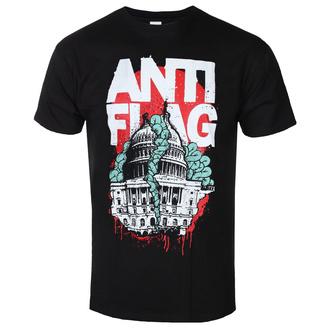 tričko pánské Anti Flag - Washington DC Black - Black - KINGS ROAD, KINGS ROAD, Anti-Flag