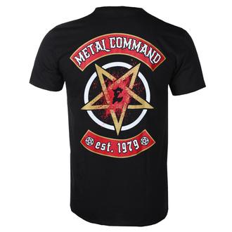 tričko pánské Exodus - Metal Command - Black - KINGS ROAD, KINGS ROAD, Exodus