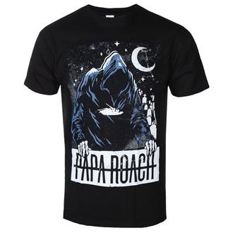 tričko pánské Papa Roach - Infest Death - Black - KINGS ROADS, KINGS ROAD, Papa Roach