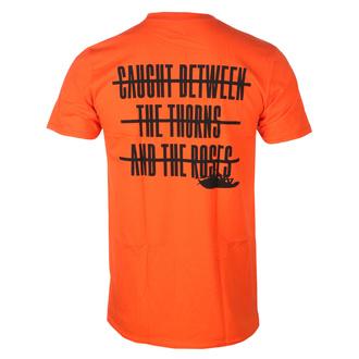tričko pánské Papa Roach - Thorns Roses - Orange - KINGSROAD, KINGS ROAD, Papa Roach