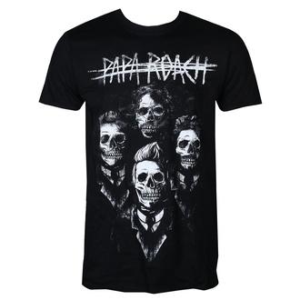 tričko pánské Papa Roach - Portrait - I Think I Need Help - Black - KINGS ROAD - 20109039