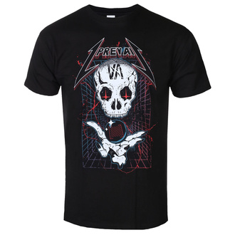 tričko pánské I Prevail - Trauma Skull - Black - KINGS ROAD, KINGS ROAD, I Prevail