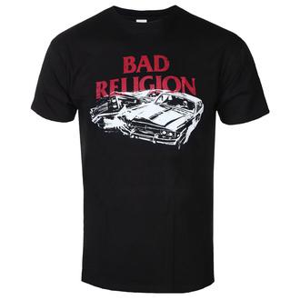 tričko pánské Bad Religion - Car Crash - Black - KINGS ROAD, KINGS ROAD, Bad Religion