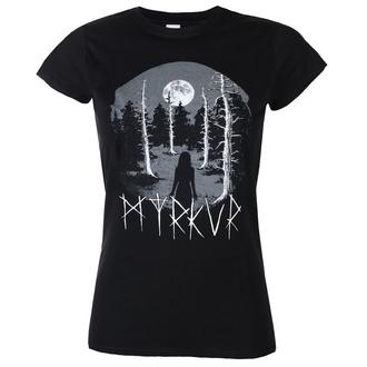 tričko dámské Myrkur - Towards The Forest - Black - KINGS ROAD - 20134645