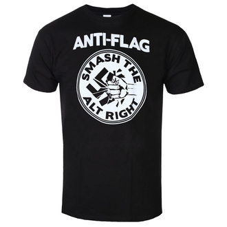 tričko pánské Anti Flag - Smash The Alt Right - Black - KINGS ROAD, KINGS ROAD, Anti-Flag