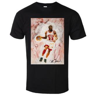 tričko pánské Michael Jordan - Playing - black, NNM, Michael Jordan