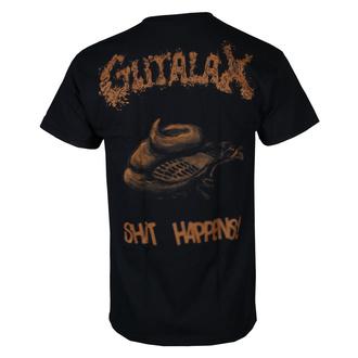 tričko pánské GUTALAX - Coverart, ROTTEN ROLL REX, Gutalax