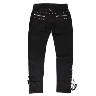 kalhoty dámské Chemical Black - RAZIA - BLACK, CHEMICAL BLACK