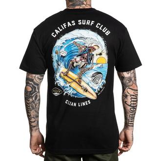 tričko pánské SULLEN - CALIFAS - BLACK - SCM3342_BK