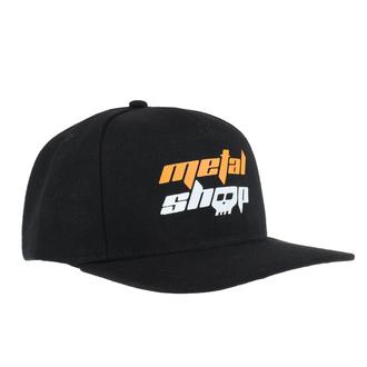 kšiltovka METALSHOP, METALSHOP
