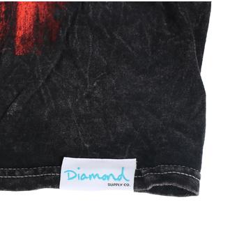 tričko pánské SLAYER - DIAMOND - Hell Awaits - Black - BLK_B20DMPZ304S