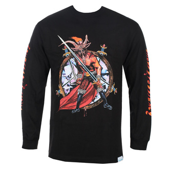 tričko pánské s dlouhým rukávem SLAYER - DIAMOND - No Mercy - Black, DIAMOND, Slayer