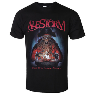 tričko pánské ALESTORM - Curse of the Crystal Coconut - NAPALM RECORDS, NAPALM RECORDS, Alestorm