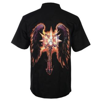 košile pánská Hammerfall - Hammer Wings Worker-Hemd - ART WORX, ART WORX, Hammerfall