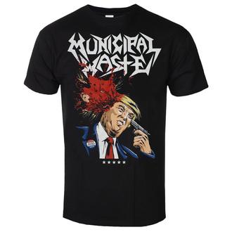 tričko pánské Municipal Waste - Trump- black - ART WORX, ART WORX, Municipal Waste