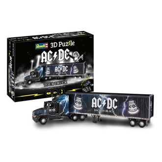 puzzle 3D AC/DC - Truck & Trailer, NNM, AC-DC