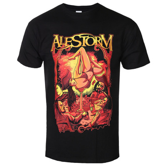 tričko pánské ALESTORM - SURRENDER THE BOOTY - PLASTIC HEAD - PH11691