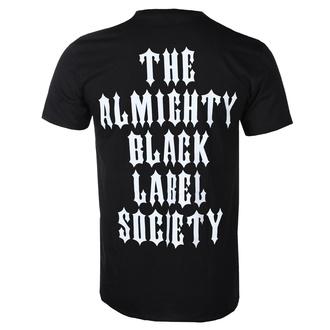 tričko pánské BLACK LABEL SOCIETY - THE ALMIGHTY (BLACK) - PLASTIC HEAD, PLASTIC HEAD, Black Label Society