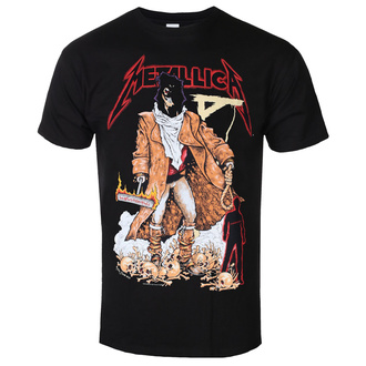 tričko pánské Metallica - The Unforgiven Executioner - Black - RTMTLTSBUNF